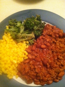 sloppy joes with broccoli